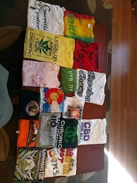 Womans weed shirts $5.00 each Wellington, 80549