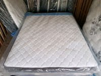 New  double full mattress delivery 40  Edmonton, T6B 0P3