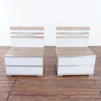 Pair of Musterring Indio Nightstands (1025367) South San Francisco