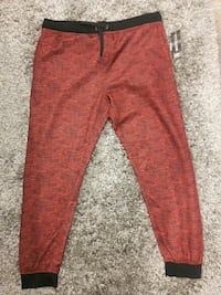 Motogear fleece lined sweat pants New Tecumseth, L9R