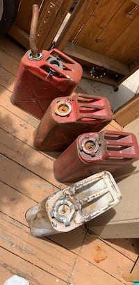 old jerry cans
