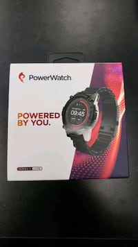 Powerwatch 2 luxe never charge
