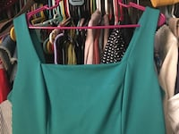 Teal Dress. Size L.  Hayward, 94544