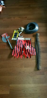 Pirate kids halloween randon accessories. 42 km