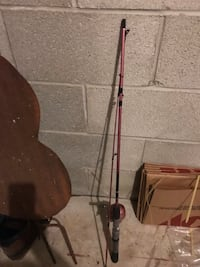 Fishing rod-pink like new Middletown, 17057