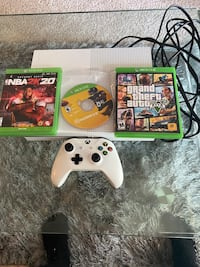 Xbox one S with great extras!