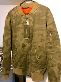 Men's ZARA camp jacket Pittsburgh, 15235