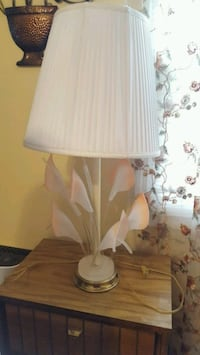 Peach petal lamp  Gloverville, 29828