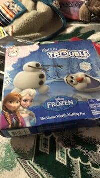 Frozen game Mc Lean, 22102