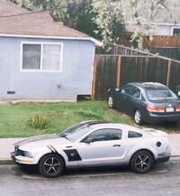2008 Ford Mustang GT Deluxe Redwood City