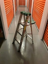 4 ft step ladder  Herndon, 20170