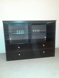 TV stand wood  SILVERSPRING