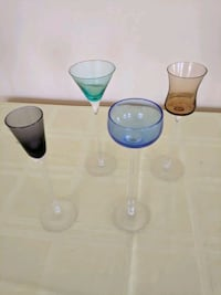 4 cordial glasses Towson, 21286