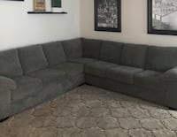 Grey sectional, like new condition. Price firm!  New Tecumseth, L9R