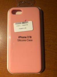 Funda Iphone 7/8 Rosa Nueva Original Barcelona, 08023