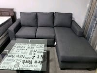 REVERSIBLE CHAISE SECTIONAL  Vaughan, L4H 2H9