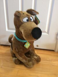 Scooby-doo stuffy Brampton, L7A 3S1