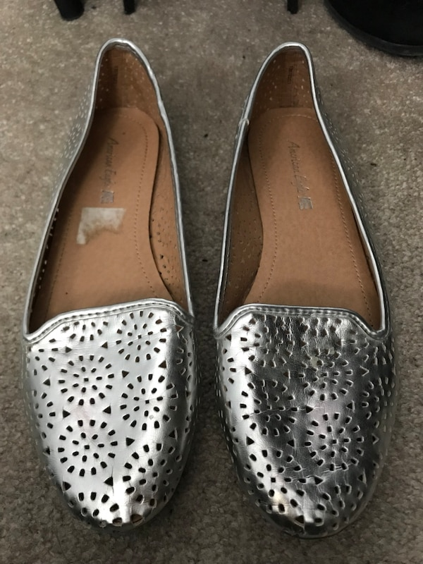 5299a87ba85 Used American eagle silver size 7 for sale in Gatineau - letgo