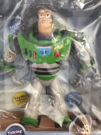 Extremely rare buzz lightyear Andy 1999
