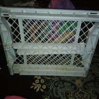 Heavy duty baby gate Great Cacapon, 25422