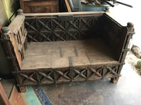 Antique indian diwan bench/sofa Tucson, 85718