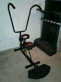 black and gray elliptical trainer Potomac, 20854