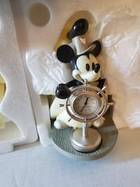 Steamboat Willy Deskwatch, with original box! SANJOSE