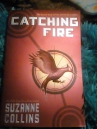 The Hunger Games by Suzanne Collins book Hurricane, 25526