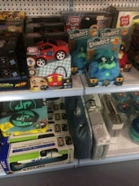 assorted plastic toy in boxes Chambersburg, 17202