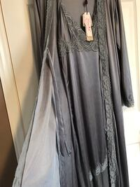 Gray brand new nightgown  Mississauga, L5R 3Z8