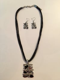 black and silver jewelry set Barrie, L4N 5W7