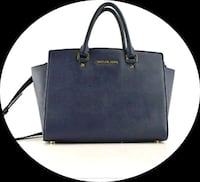 Michael Kors Navy Blue purse  Scarborough, M1B