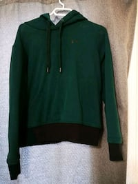 Under Armour Green Hoodie Size S Victoria, V8R 4K4