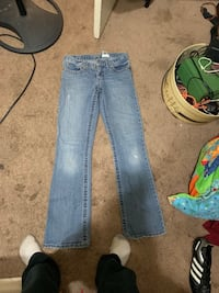 size 5 Cruel Girl Jeans OKC pickup only and open to possible trade Oklahoma City, 73108