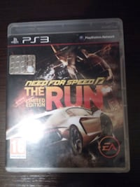 Need For Speed The Run PS3 Pompei, 80045