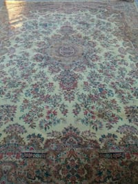 white, blue, and red floral area rug Lake Havasu City, 86406
