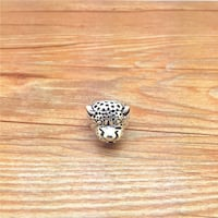 NEW sell 316l stainless steel Fashion Punk design Leopard ring US size11 A34 London