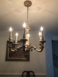 Candle style chandelier  Lorton, 22079