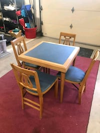 1950 Maple Table Set Vista, 92084