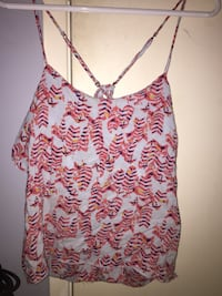 Patterned Tank Top St Catharines, L2N