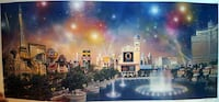 Alexander Chen painting serigraph on paper St. Louis, 63129