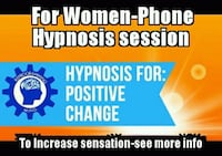 Phone Hypnosis for Women Salt Lake City