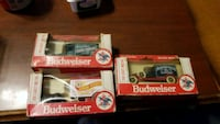 3 Budwieser collectibles trucks Baltimore, 21205