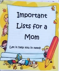 Important mom lists you should have 12009 km