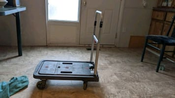 Collapsible trolly