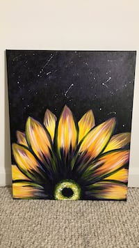 Flower painting Annandale, 22003