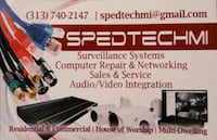 Camera system installation Commerce Charter Township