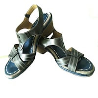 Naturalizer Kalei Sandals blue 10 Burnaby