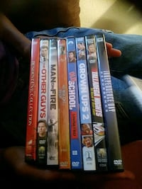 (Great condition)Dvds Santa Rosa, 95407