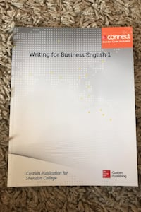 Writing for Business English Brampton, L6Z 3K8